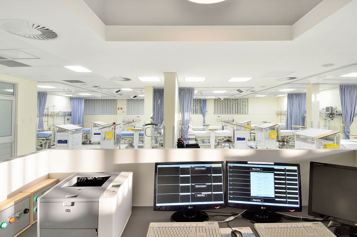 Unitas Cardiac Intensive Care Unit